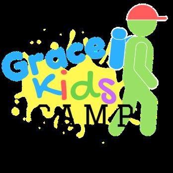 GRACE KIDS CAMP LOGO